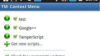 Illustration for article titled TamperMonkey Brings GreaseMonkey Scripts to Android