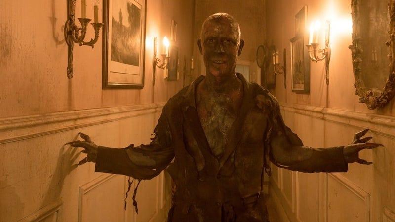 The Exorcist. Image: Jean Whiteside/FOX