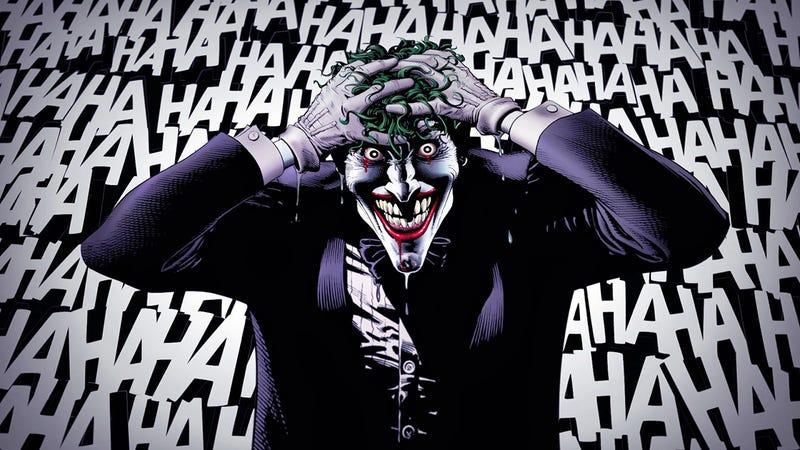 Illustration for article titled Primer y brutal tráiler de The Killing Joke, la película basada en el mítico cómic de Batman