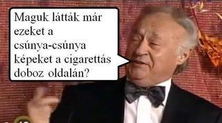 Illustration for article titled Sas Józsefnél is sasjózsefebb Sas József tűnt fel a magyar interneten!
