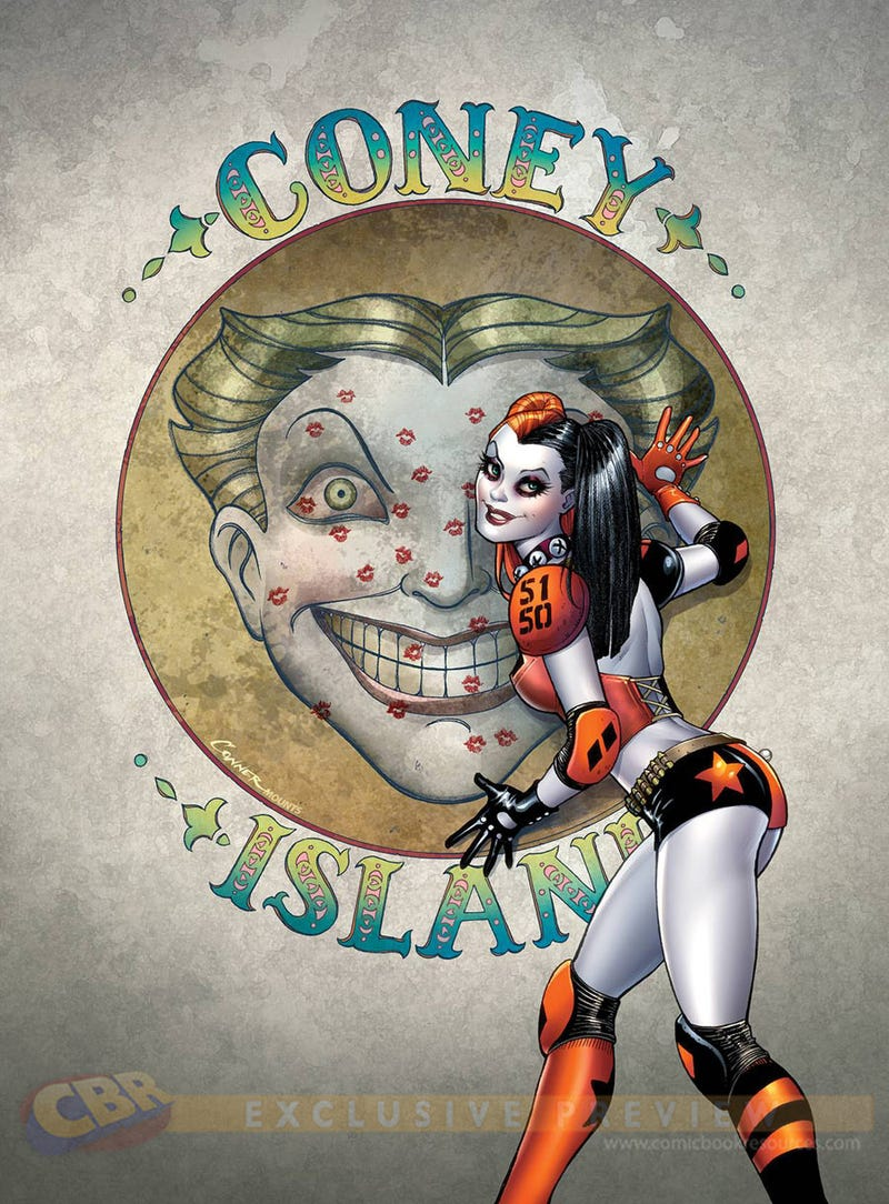 Illustration for article titled DC is giving Harley Quinn a new ongoing