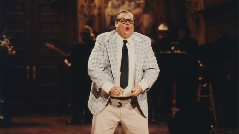 Illustration for article titled I Am Chris Farley succeeds more as loving tribute than documentary