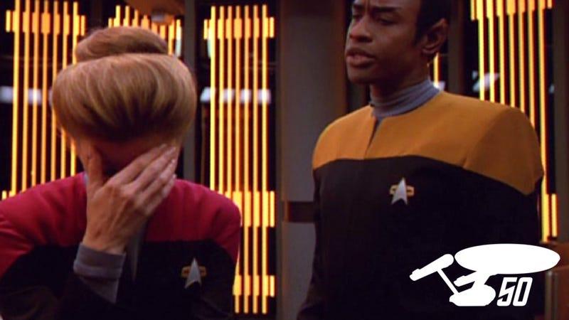 "Image: Star Trek: Voyager, ""Deadlock"" via Trek Core"