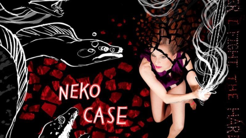 Illustration for article titled Hear A.V. Fest headliner Neko Case's new album in its entirety