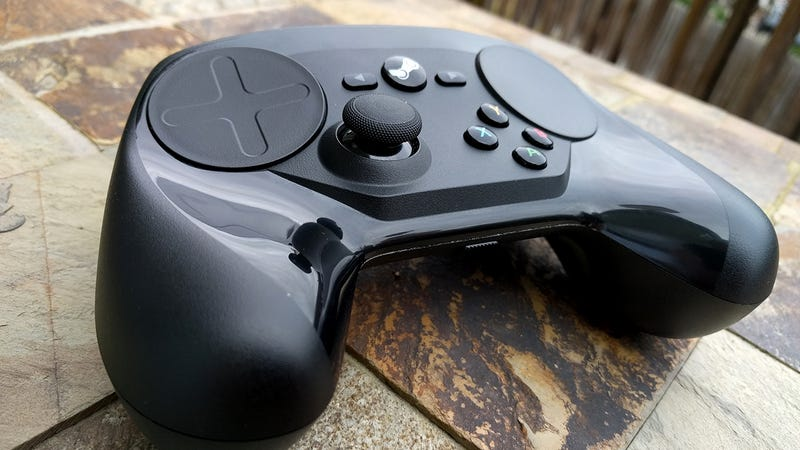 Illustration for article titled The Steam Controller Is the PC Controller I've Been Waiting For
