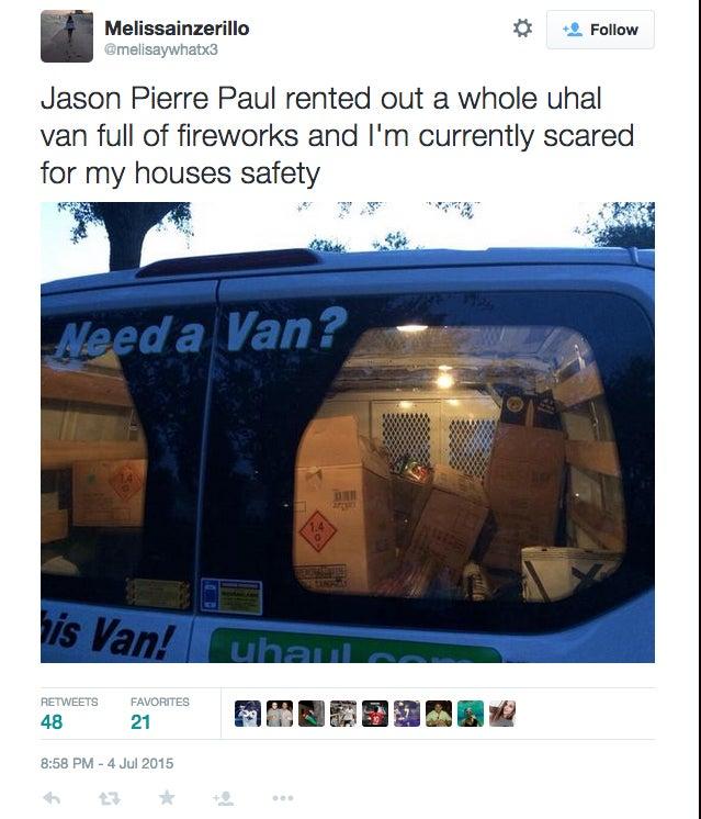 Jason Pierre Paul Update: Jason Pierre-Paul Seriously Damaged Hand In Fireworks