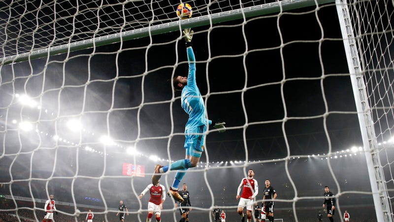 David De Gea Responds To Cedric Bakambu's Hilarious Tweet