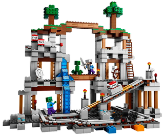 Illustration for article titled New Lego Minecraft sets available now