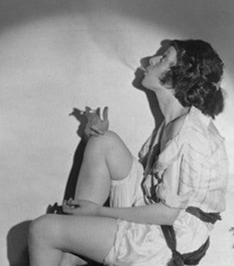 """Illustration for article titled """"In Certain Restaurants Smoking By Women Would Be Permitted."""""""
