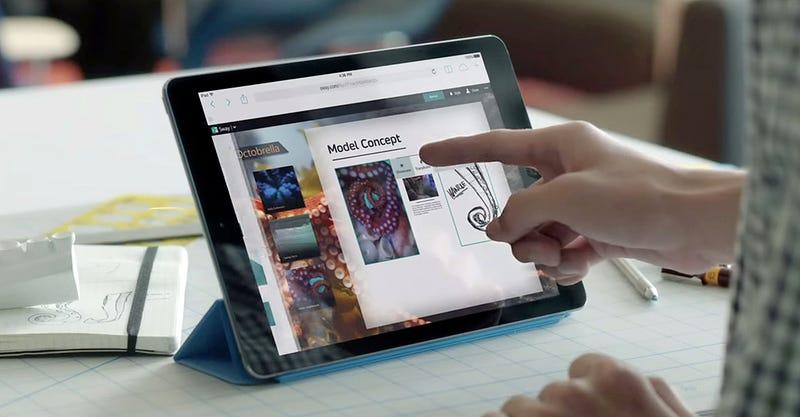 Illustration for article titled Microsoft Sway: una nueva app que hace las presentaciones por ti