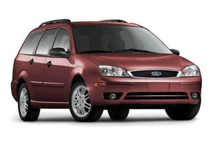 Illustration for article titled Everything wrong with my $2000 Ford Focus Wagon...