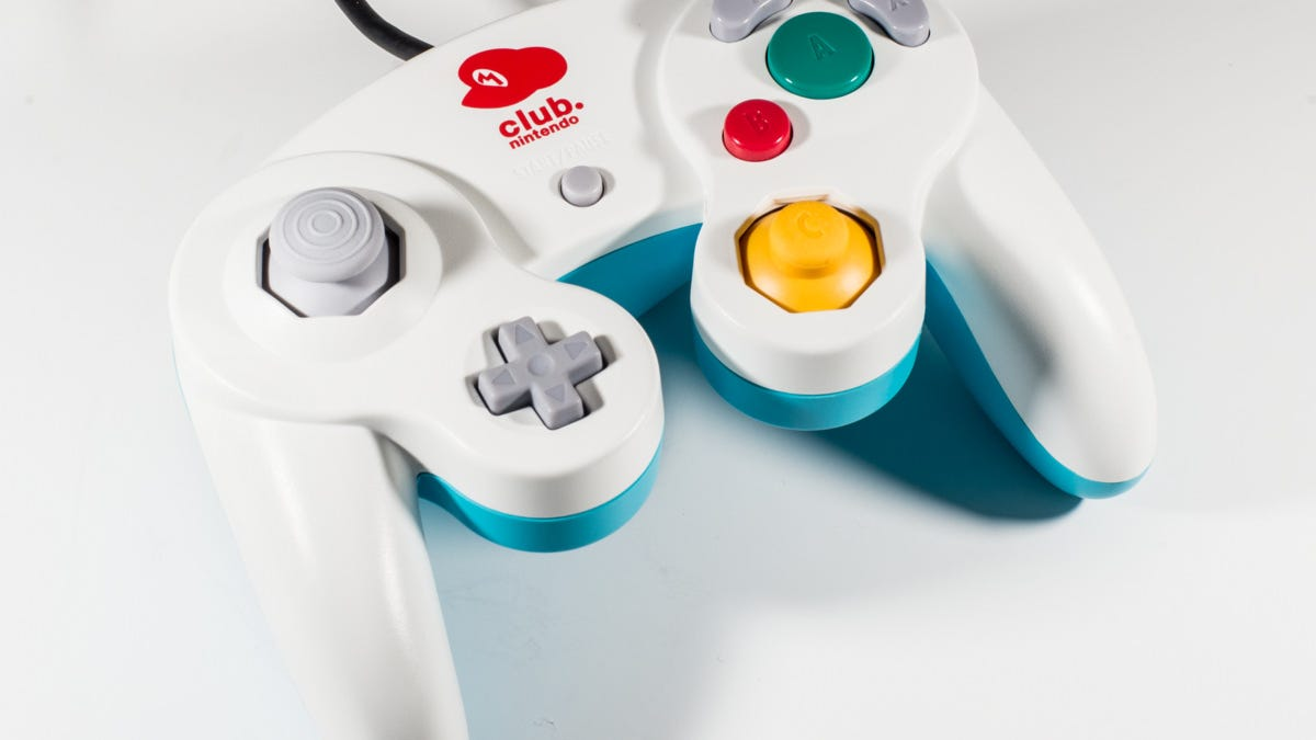 Every GameCube Controller Nintendo Ever Made  Ever