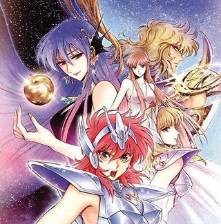 Illustration for article titled Rumor: Saint Seiya -Saintia Sho- Anime in the way?! [Updated]