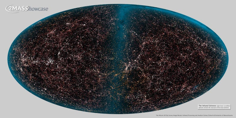 Illustration for article titled Why aren't galaxies evenly distributed throughout the universe?
