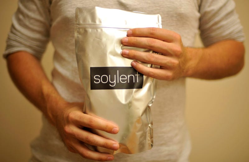 CEO of Soylent Charged For Building Trash-Filled