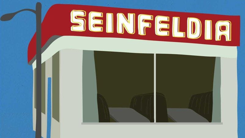 Illustration for article titled Seinfeldia is a deep dive into TV's greatest non-sitcom sitcom