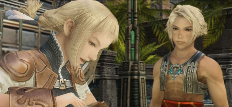 Illustration for article titled Podcast: Final Fantasy XII, Final Fantasy XIV, And... Other Games