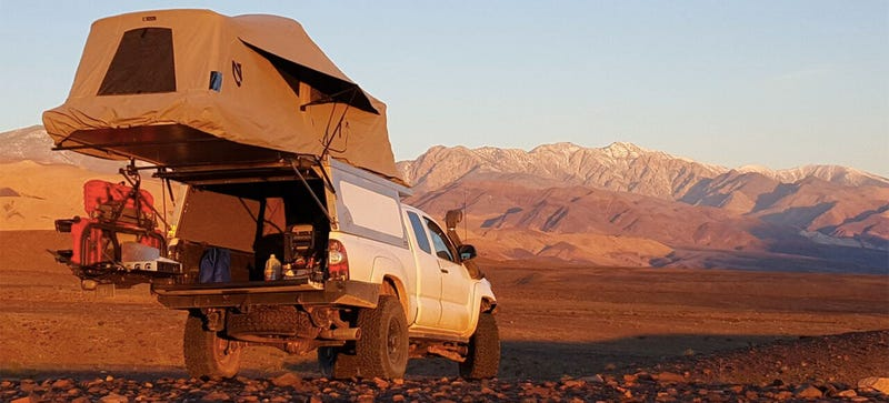 The Tacoma Habitat Is A Sleeker Way To Live Out Of Your Truck
