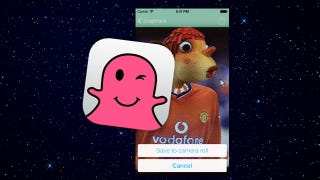 Illustration for article titled Watch Out: SnapHack Saves Your Snapchats Without You Ever Knowing