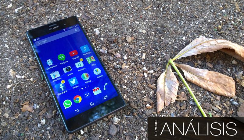 Sony Xperia Z3, análisis: no encontrarás un Android con mejor batería
