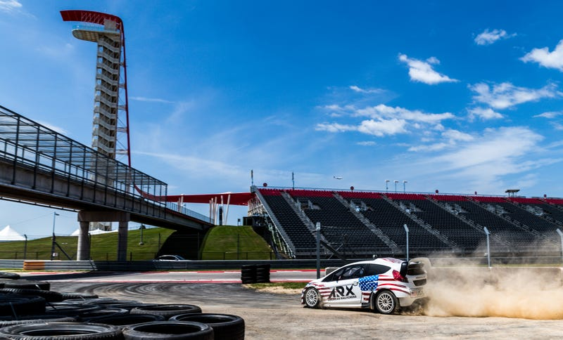 Illustration for article titled FIA World Rallycross Is Coming To America, And Of Course COTA Is Hosting The Party