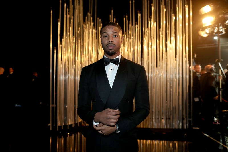 i have some very important news to share michael b jordan is