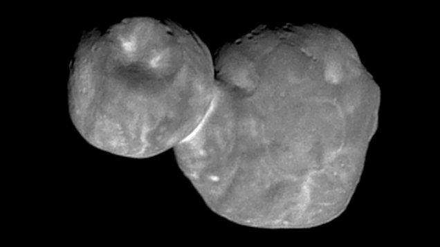New Horizons Transmits Incredibly Clear Picture of MU69