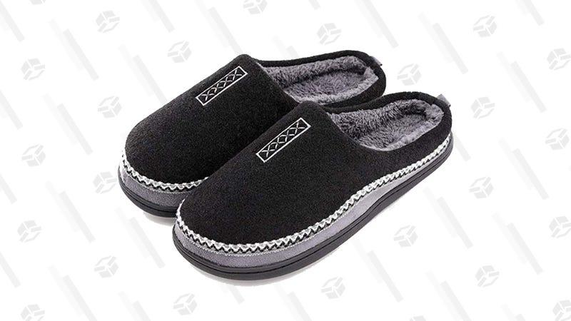 Memory Foam Slippers | $19 | Amazon