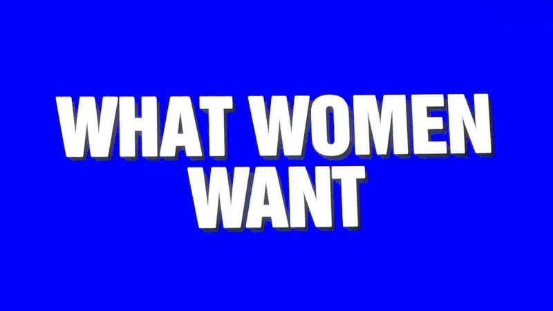 Illustration for article titled Jeopardy!'s 'What Women Want' Category Was Jaw-Droppingly Stupid