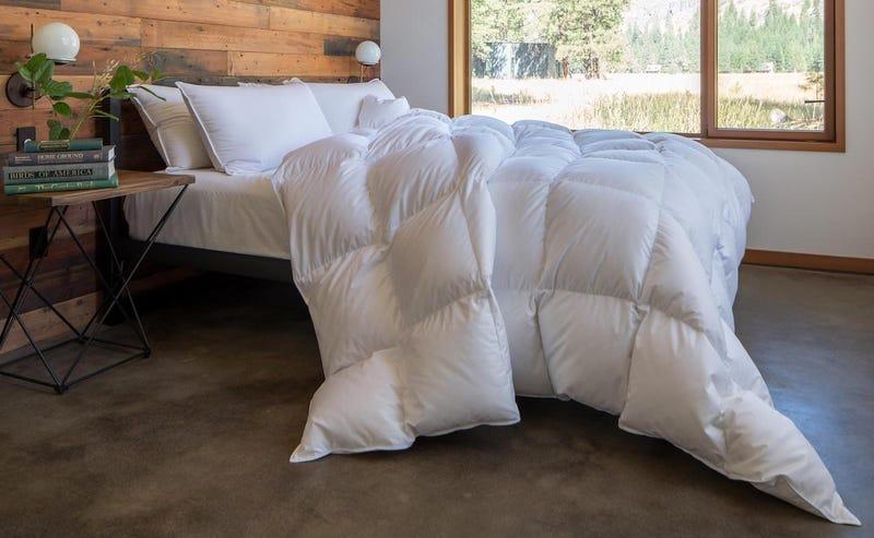 Bavarian Light 850 Down Comforter
