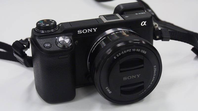 Illustration for article titled Most Popular Mirrorless Interchangeable Lens Camera: Sony NEX Series