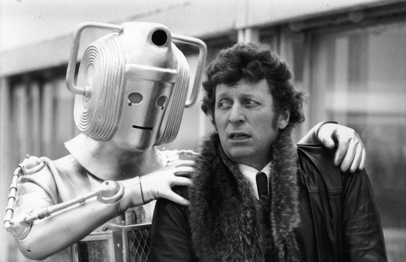 The Fourth Doctor (Tom Baker). (Photo: Frank Barratt/Getty Images)