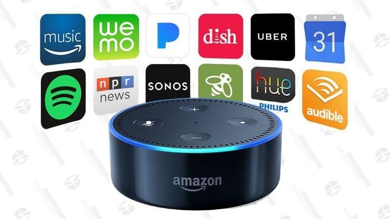 Amazon Echo Dot   $40   Amazon   Add two to cart for $60