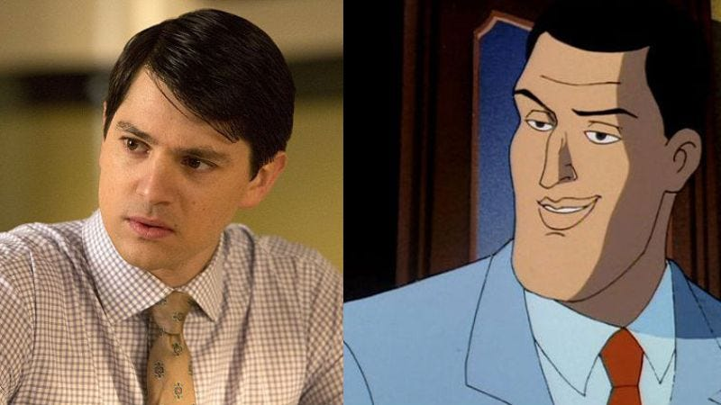 Illustration for article titled Nicholas D'Agosto to play the one-faced Harvey Dent on Gotham