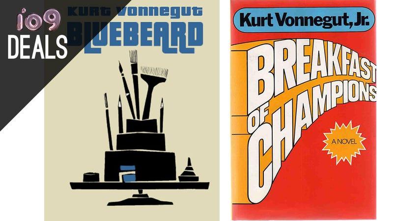 Illustration for article titled Kurt Vonnegut, Kindle Sale, Humble Image Comics Bundle, Spider-Man