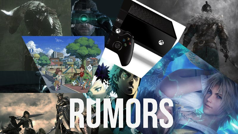 Illustration for article titled How True are Japan's Latest Gaming Rumors?