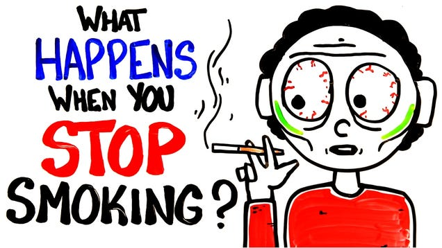 What Immediately Happens To Your Body When You Stop Smoking