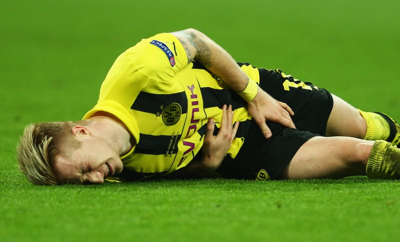 Illustration for article titled Marco Reus Fined $670,000 For Driving Without A License