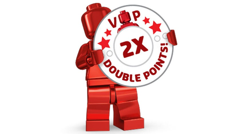 Illustration for article titled Deals: Double VIP Points this Sunday!