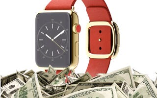 Illustration for article titled Apple Stores May Be Outfitted With Special Safes for Gold Apple Watches