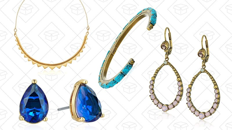 Jewelry Gold Box | Amazon