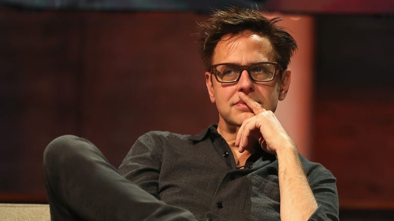 James Gunn at E3 2017.
