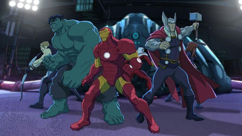 Illustration for article titled Marvel's Avengers Assemble