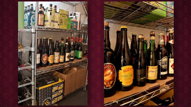 Illustration for article titled Why You Might Want a Beer Cellar in Your Basement
