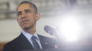 President Barack ObamaSaul Loeb/Getty Images