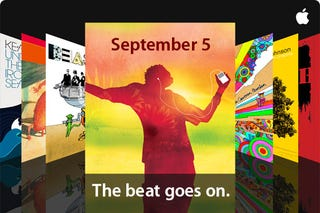 Illustration for article titled Apple Special Event Goes Down September 5