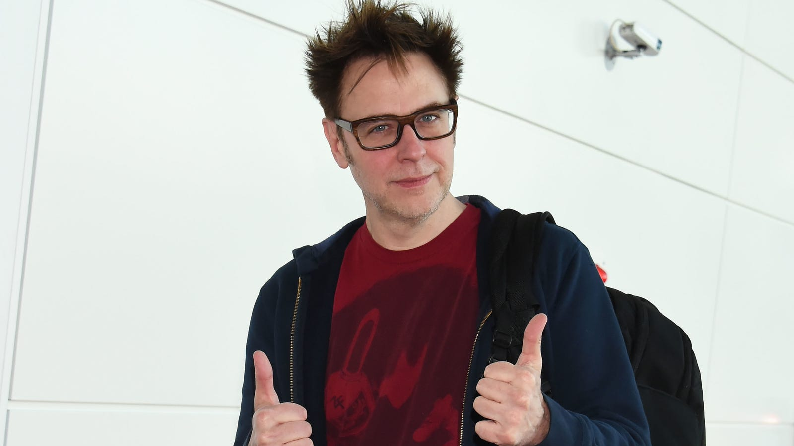 "James Gunn Detail: James Gunn Wants To Remind You Nobody's Found His ""big"