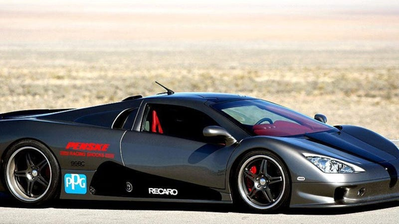 SSC To Challenge Bugatti For New Fastest Production Car?