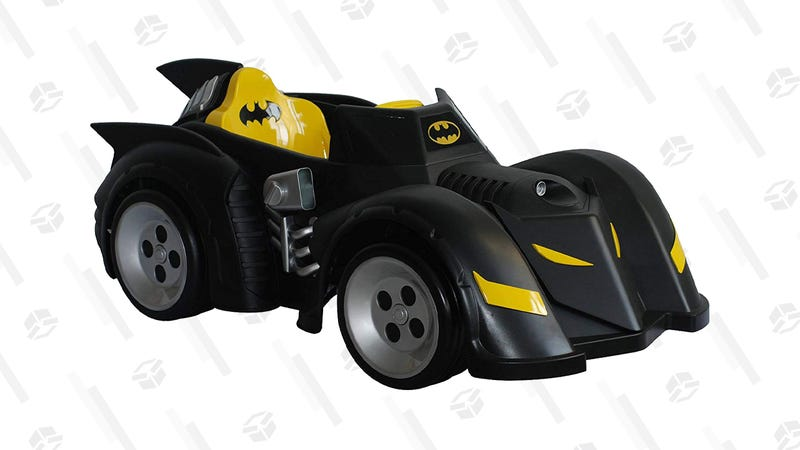 Batman Batmobile 6-Volt Battery-Powered Ride-On | $79 | Walmart