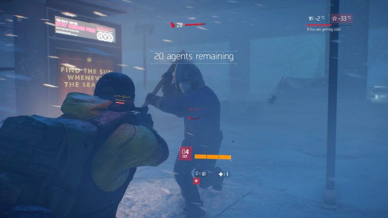 The Division's New Survival Mode Is Intense